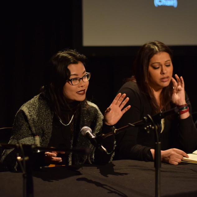 Mei Mac and Ariane Barnes