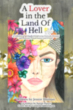 A Lover in the Land of Hell Book Cover Covr
