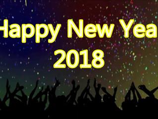 The Gregorian Calendar New Year 2018