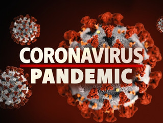 Things to be Aware of During this Corona Virus COVID-19 Pandemic