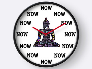 The Time is Now O'Clock!