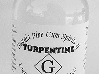 The Turpentine Parasite Cleanse!