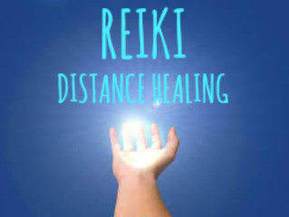 My Experience with Reiki Distance Healing