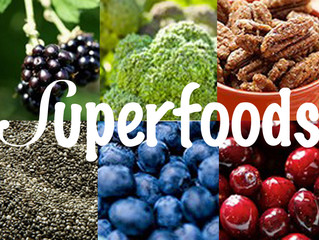 My Profound Introduction to SuperFoods
