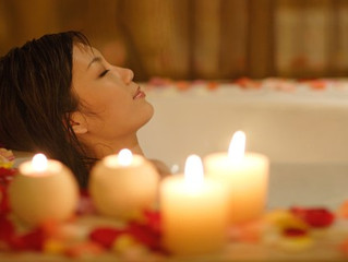 Feeling a Bit Off? Take An Energy Cleansing Bath!
