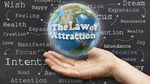 """Law of Attraction"" Poem from ""A Lover in the Land of Hell"" Poetry Book"