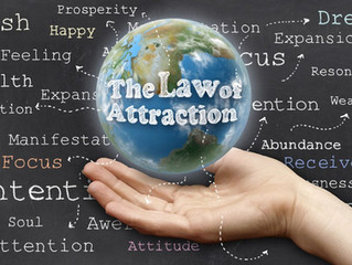 """""""Law of Attraction"""" Poem from """"A Lover in the Land of Hell"""" Poetry Book"""