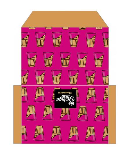 Money Packet - Tea Cup