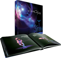 """Coffee-table Book: """"Dance Odyssey - A Decade of Brilliance"""""""