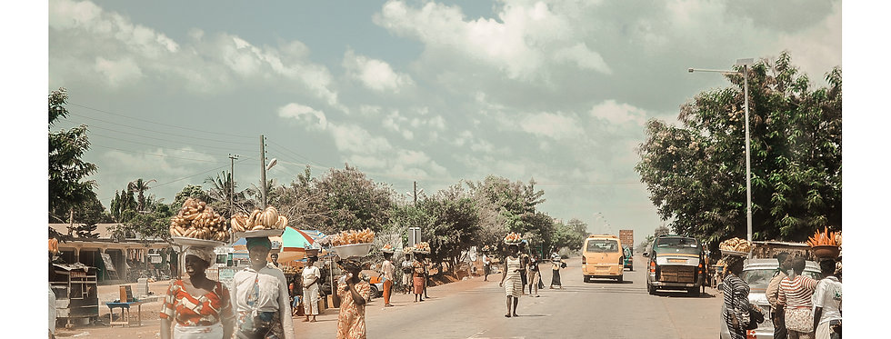 DESTINATION STORIES GHANA 1 /PRINT