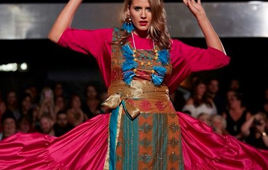 MELBOURNE FASHION WEEK 2015, SOPHIE WAS DIRECTOR OF HAIR & MAKEUP