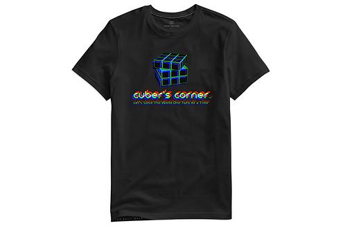 Glitch Effect Cuber's Corner