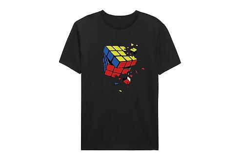 Breaking Rubiks cube