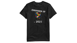 official crushed it T shirt.png