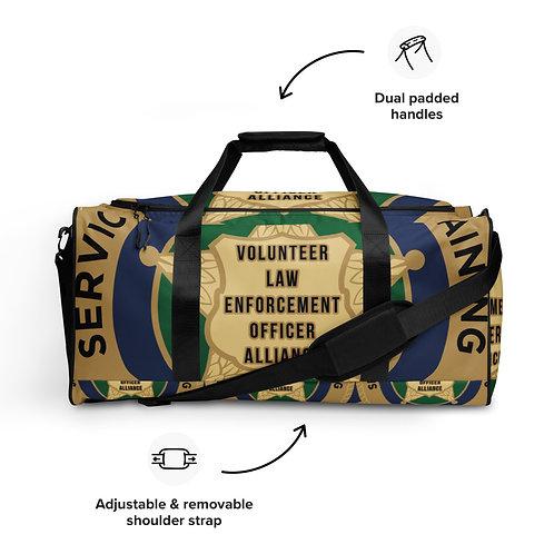 VLEOA Large Logo Duffle bag