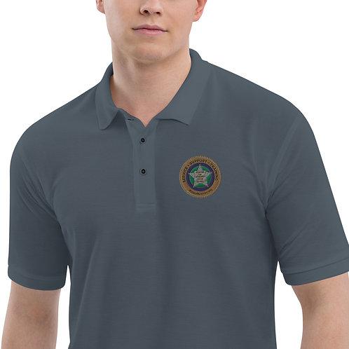 VLEOA Embroidered Men's Premium Polo