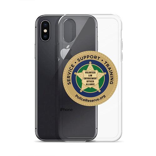 VLEOA Logo iPhone Case