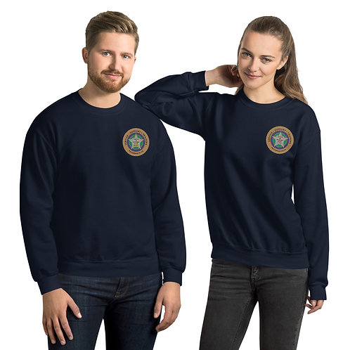 VLEOA Logo Embroidered Unisex Sweatshirt