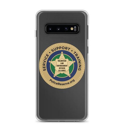 VLEOA Logo Samsung Case