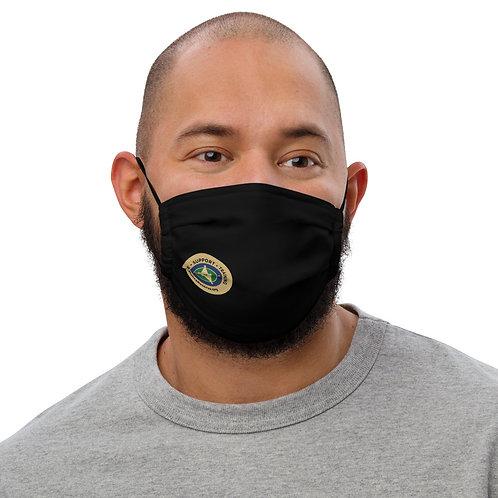 VLEOA Logo Uniform-Wear Premium face mask