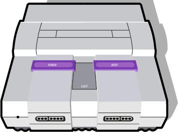 Super Nintendo USA