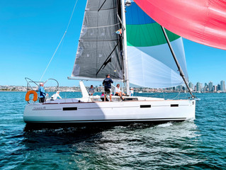 Aventura Sailing takes 1st and 2nd Place at the 2021 SoCal Beneteau Cup