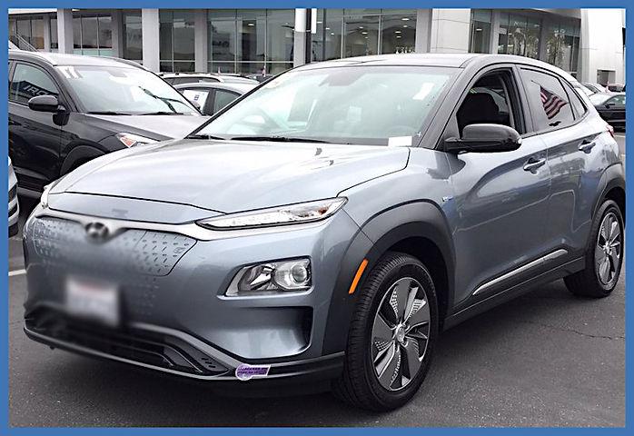 Hyundai Kona Electric SEL