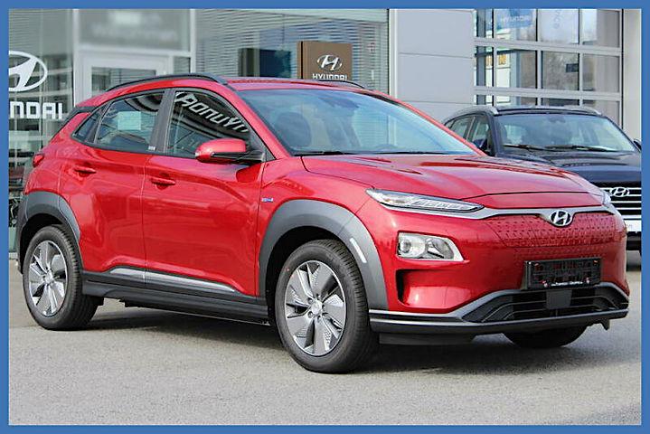 Hyundai KONA Electro Trend