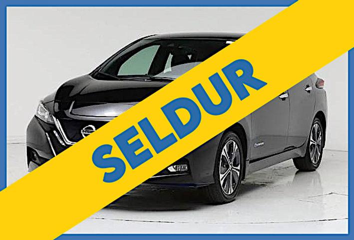 Nissan Leaf SV PLUS.