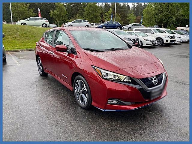 Nissan Leaf SV Plus