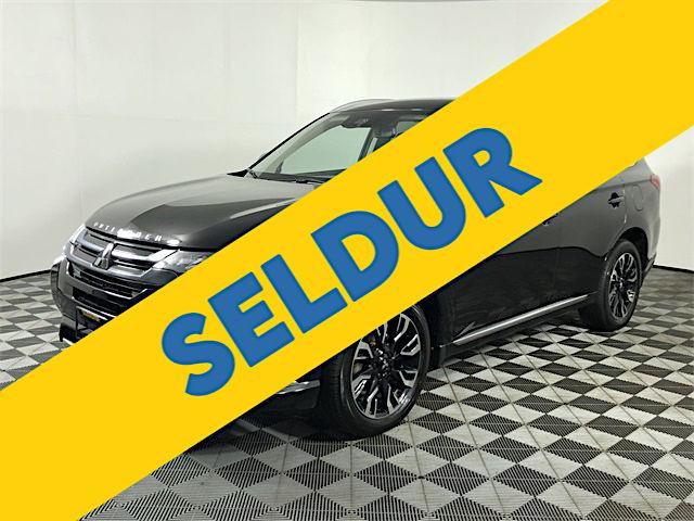 Mitsubishi Outlander PHEV  SEL