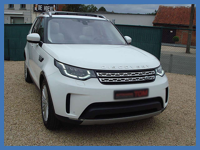 Land Rover Discovery HSE LUXURY
