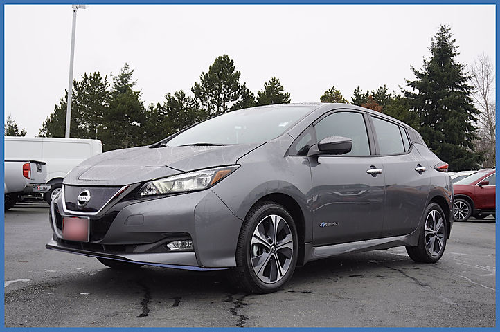 Nissan Leaf SL PLUS