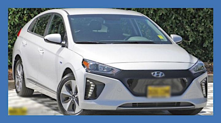 Hyundai Ioniq EV Electric