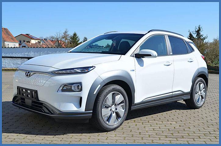 Hyundai KONA Electro Style