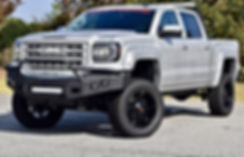 Rocky Ridge GMC Sierra Stealth XL Custom Truck