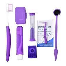 Interdental brush kit