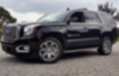 Black Rocky Ridge GMC Yukon Custom SUV