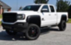 Rocky Ridge K2 GMC Sierra Custom Truck