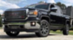 GMC Sierray Enforcer 560 Horsepower Supercharged Truck