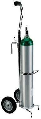 Oxygen Cylinder Cart, portable