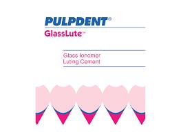 GlassLute Cement-Pulpdent
