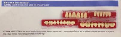 Acrylic Teeth Dentorium