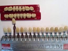 Acrylic Teeth Dentoluxx