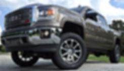 Bronze Alloy GMC Sierra Callaway SC560 Supercharged Truck