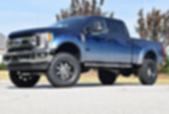 Ford Super Duty Altitude Rocky Ridge Altitude Package