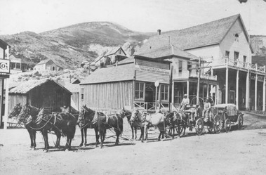Silver City, Idaho Gold & Silver Mining Rush