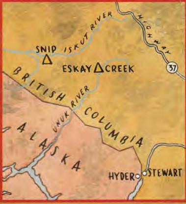 The Millionaires of Eskay Creek