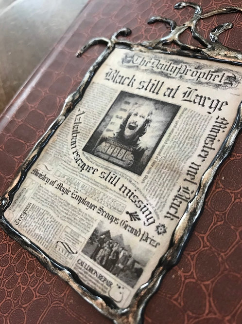 Sirius Black journal notebook