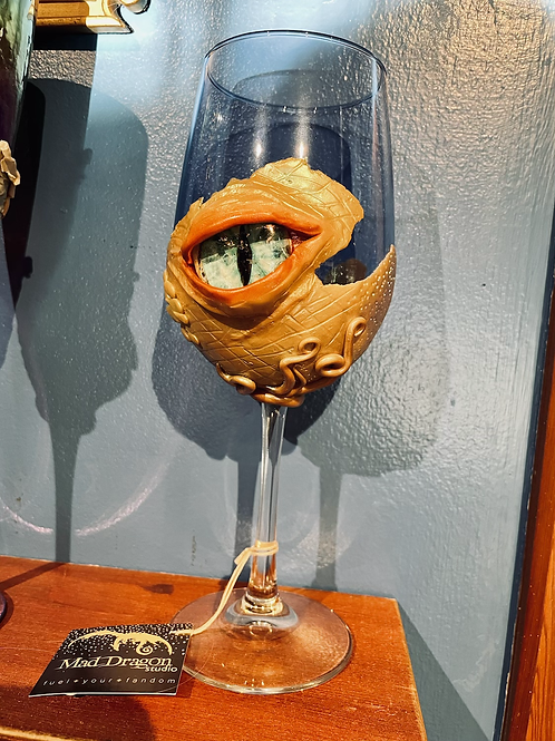 Dragon eye goblet